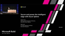 Secure and power the intelligent edge with Azure Sphere