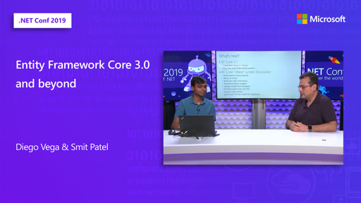 Entity Framework Core 3.0 and beyond