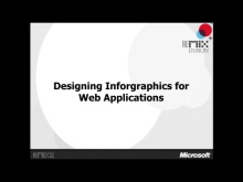 Designing Infographics for Web Applications