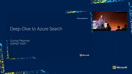 Deep-Dive to Azure Search