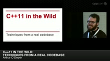 C++11 in the Wild: Techniques from a Real Codebase