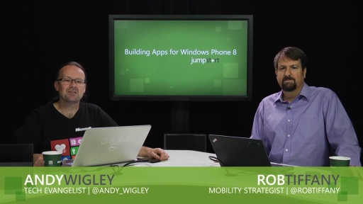 Building Apps for Windows Phone 8 Jump Start: (01a) Introducing Windows Phone 8 Development Part 1