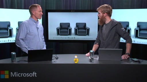 CodeChat 067 - The Latest, Greatest Features of C# 7.0