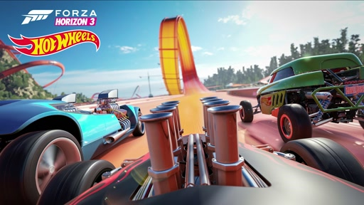 Game Mode, Forza Horizon 3 Hot Wheels Extension, and more