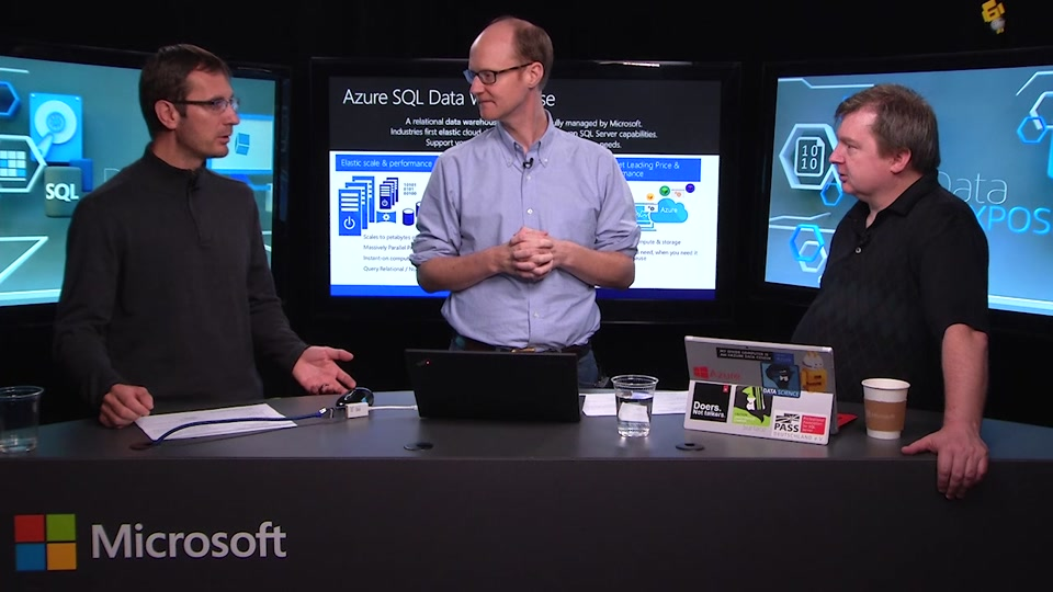 A First Look at Azure SQL Data Warehouse