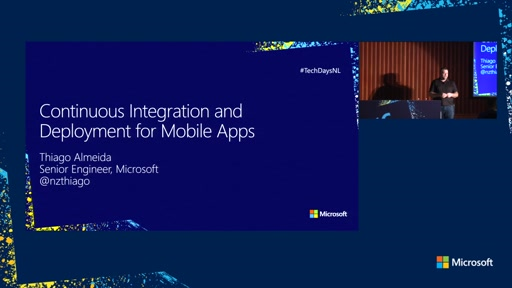 Enabling DevOps Practices for Mobile Apps with Visual Studio Team Services, Xamarin and HockeyApp