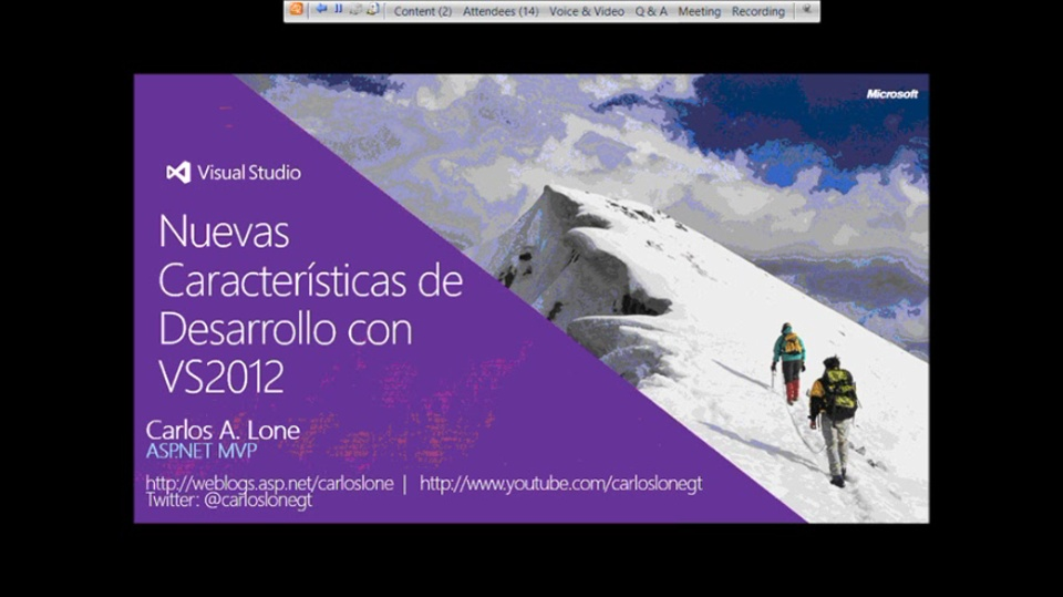 Desarrollo de aplicaciones en Windows Azure con Visual Studio