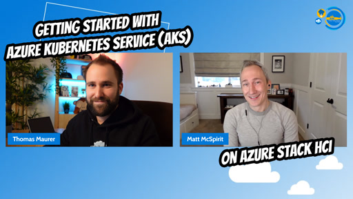 OPS109 - Getting started with Azure Kubernetes Service (AKS) on Azure Stack HCI