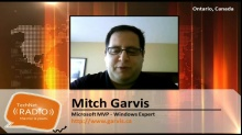 TechNet Radio Community Corner: Microsoft Private Cloud vs. VMware with Microsoft MVP Mitch Garvis