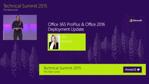 Office 365 ProPlus & Office 2016 – Deployment Update