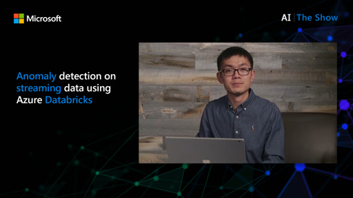 Anomaly detection on streaming data using Azure Databricks