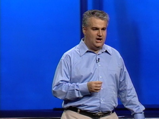 PDC 2003 Keynote with Gordon Mangione