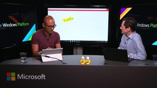 Leverage Inking in your UWP Apps