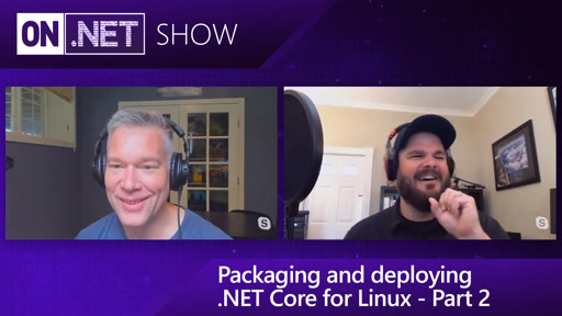 Packaging and deploying .NET Core for Linux - Part 2