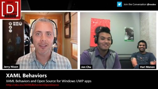 XAML Behaviors and Open Source for Windows UWP apps