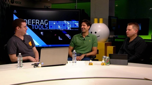 Defrag Tools: Live - //build/ 2012