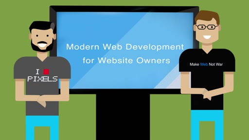 Riding the Modern Web: Top reasons to adopt modern development for a Website Owner