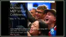 Dev Track Day2 - Cross-Platform Localization for Mobile Apps Using .NET