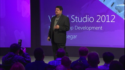 Visual Studio 2012: Modern App Development