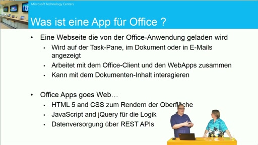 Episode 17 - Neues für Office Developer