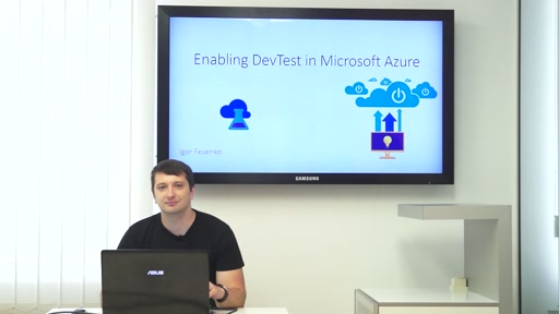 Enabling DevTest in Azure