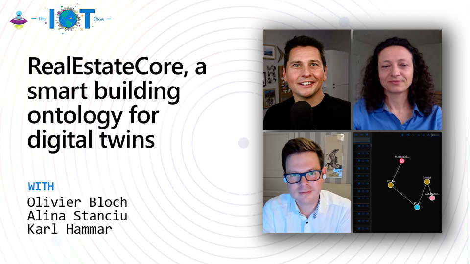 RealEstateCore, a smart building ontology for digital twins