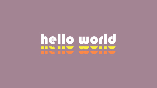 Hello World! Monday Feb, 22