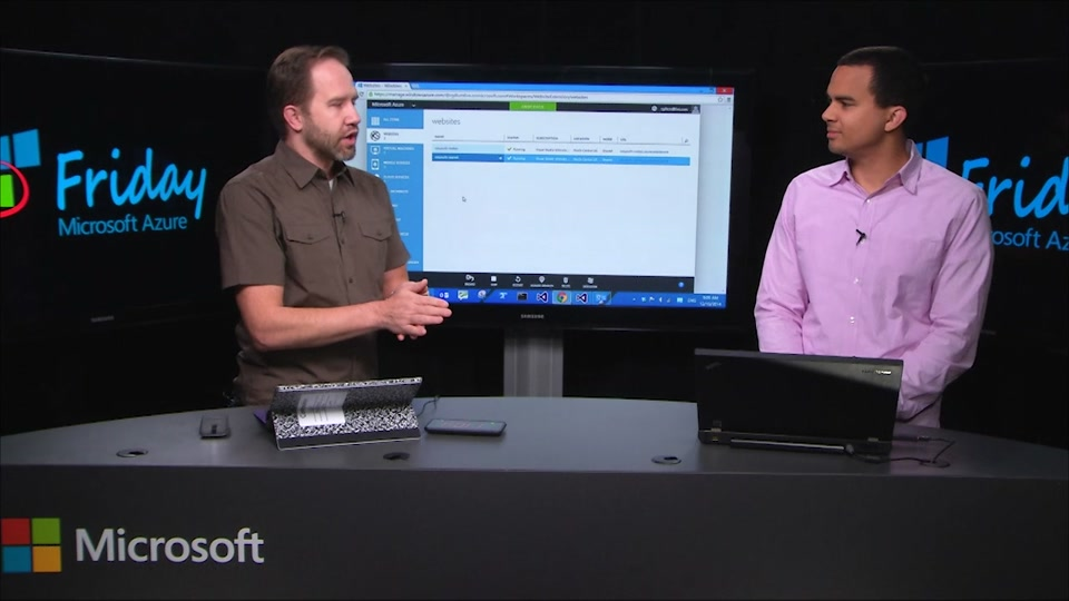 """Azure Website's """"Easy Authentication and Authorization"""" with Chris Gillum"""