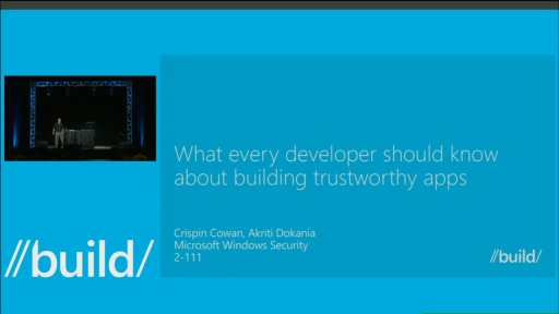 What Every Developer Should Know About Building Trustworthy Apps