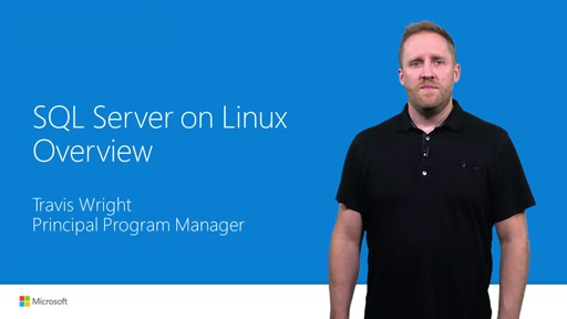 SQL Server on Linux: overview