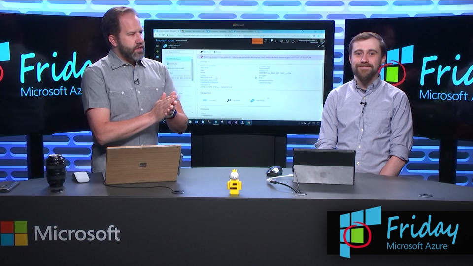 Azure Log Analytics