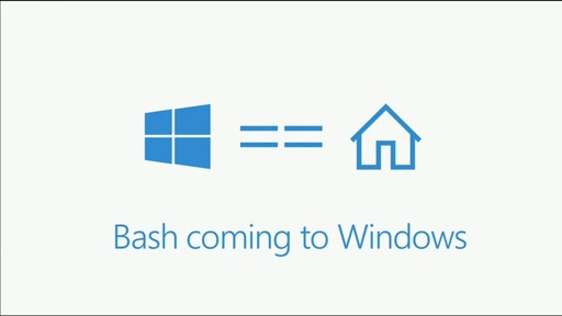 Build 2016: Bash Is Coming To Windows
