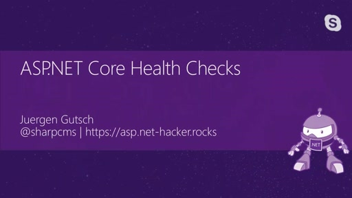 ASP.NET Core Health Checks