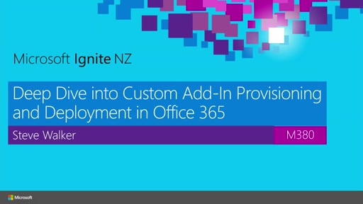 Deep Dive into custom Add-In Provisioning and Deployment in Microsoft Office 365