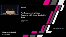 Pair Programming Made Awesome with Visual Studio Live Share