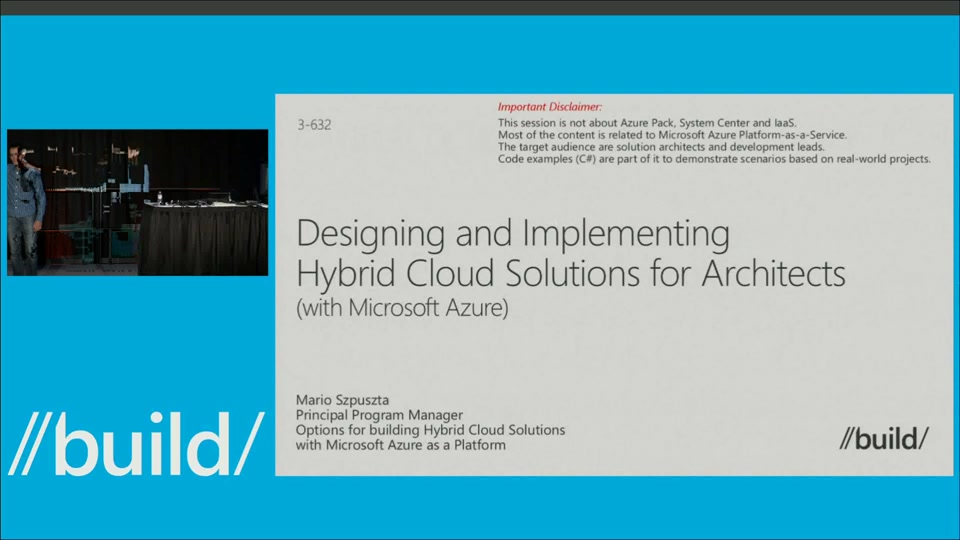 Designing and Implementing Hybrid Cloud Solutions for Architects