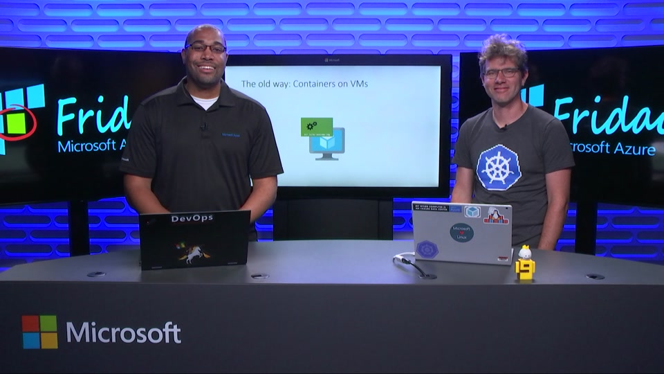 Using Kubernetes with Azure Container Instances