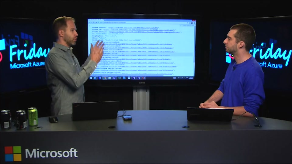Assembling Azure, Office 365, and Web Services into a real app