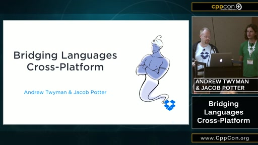 Bridging Languages Cross-Platform