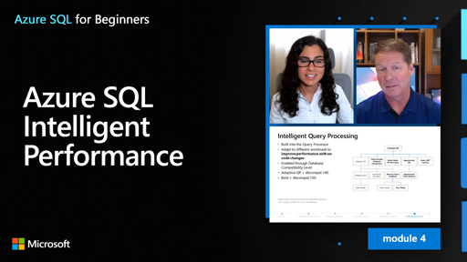 Azure SQL Intelligent Performance (42 of 61)