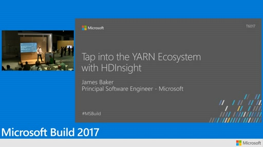Tap into the YARN ecosystem using Azure HDInsight