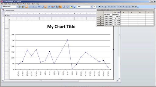 How To Make a Graph with Microsoft Access