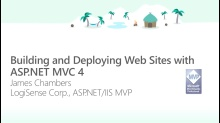 Building and Deploying Web Sites with ASP.NET MVC 4