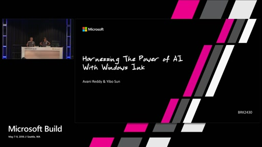 Harnessing the Power of AI with Windows Ink