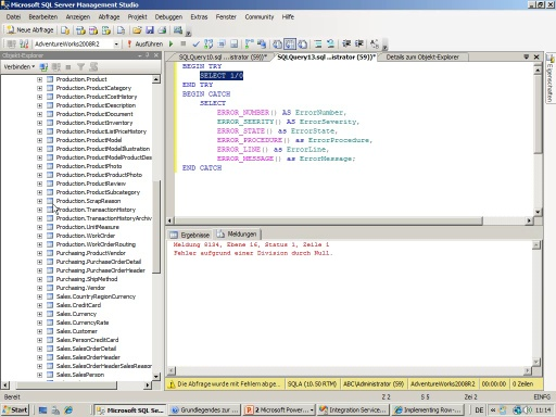 SQL Server - Debugging & Security