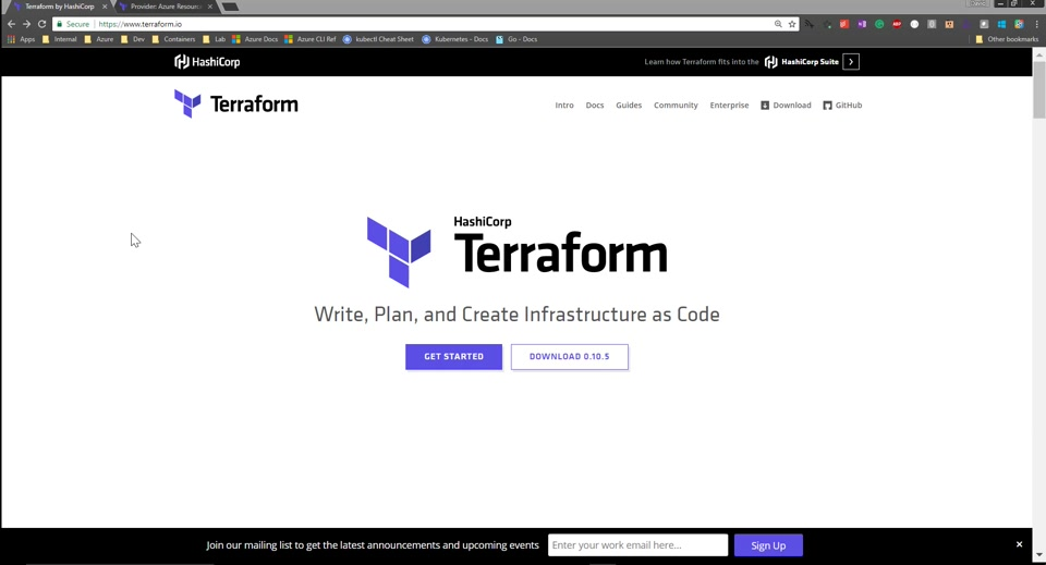 Getting Started With Terraform And Azure - Part 1