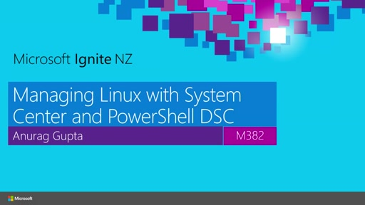 Managing Linux with System Center and PowerShell DSC