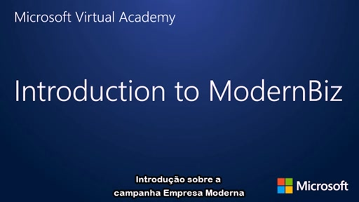 Introduction to Modern Biz