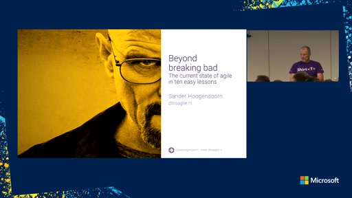 Beyond breaking bad. The current state of agile in ten easy lessons.