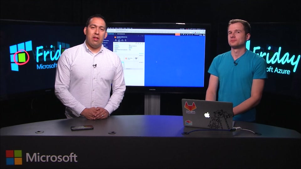 Using Azure Notification Hubs in an Android Application